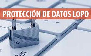 Curso Confidencialidad y protección de datos LOPD